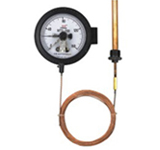 WTQ-288电接点压力式指示温度计