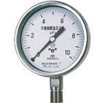 YE-100B/150B不锈钢膜盒压力表