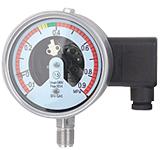YX-100SF6六氟化硫气体专用压力表