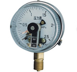 YX-100电接点压力表