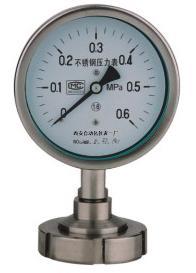 隔膜压力表YTP-100