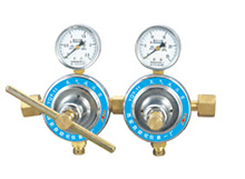 乙炔双级减压器YQD-11