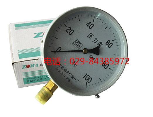 高压表Y-150 250MPa