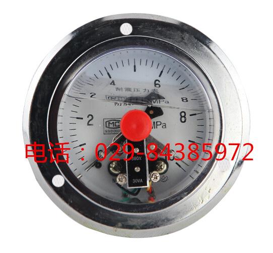 YTNXC-150ZT磁助式耐震电接点压力表