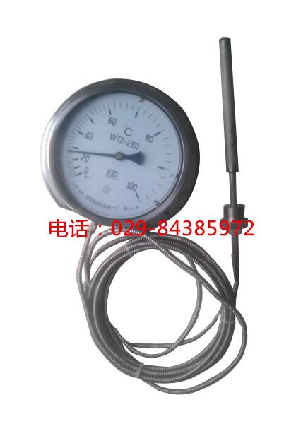 WTQ-280全不锈钢压力式指示温度计