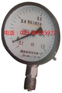 YZA-100氨用压力真空表