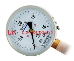 YO-100氧气压力表