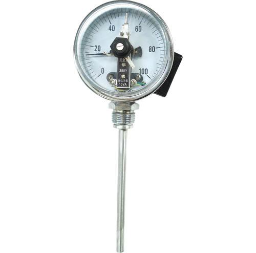WSSX-301,WSSX-401,WSSX-501 WSSX-411,WSSX-511电接点双金属温度计