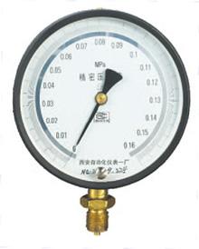 调零精密压力表YB-150B