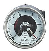YXCFN-100威卡型耐震电接点压力表