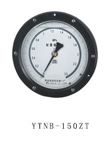 抗震精密压力表YTNB-150ZT