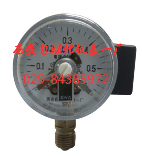 YX-60,YXC-60电接点压力表,磁助电接点压力表